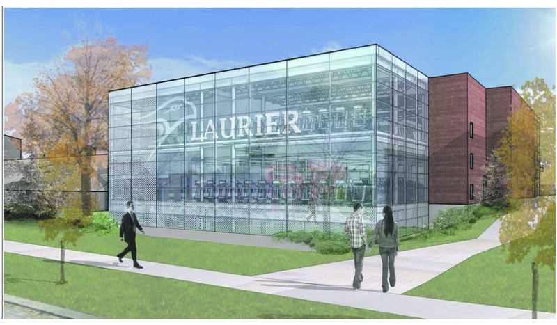 Expansion set for Athletic Complex