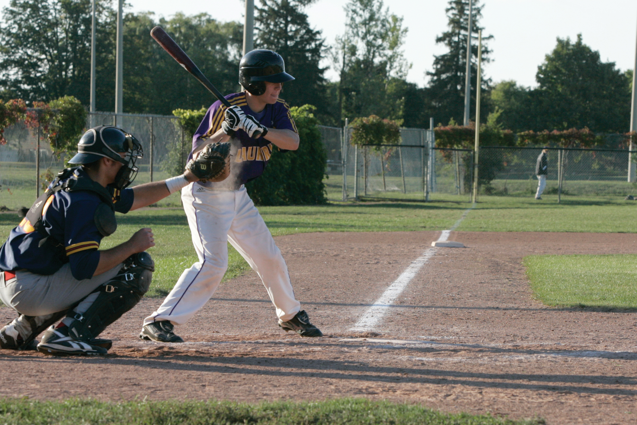 The baseball team will look to improve on their season last year, when they were suspended for four games for hazing. (File photo by Nick Lachance)