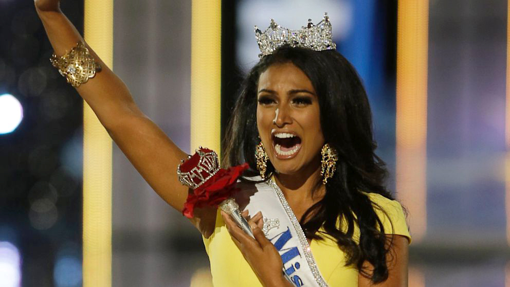 New Miss America confronts narrative, met with racism