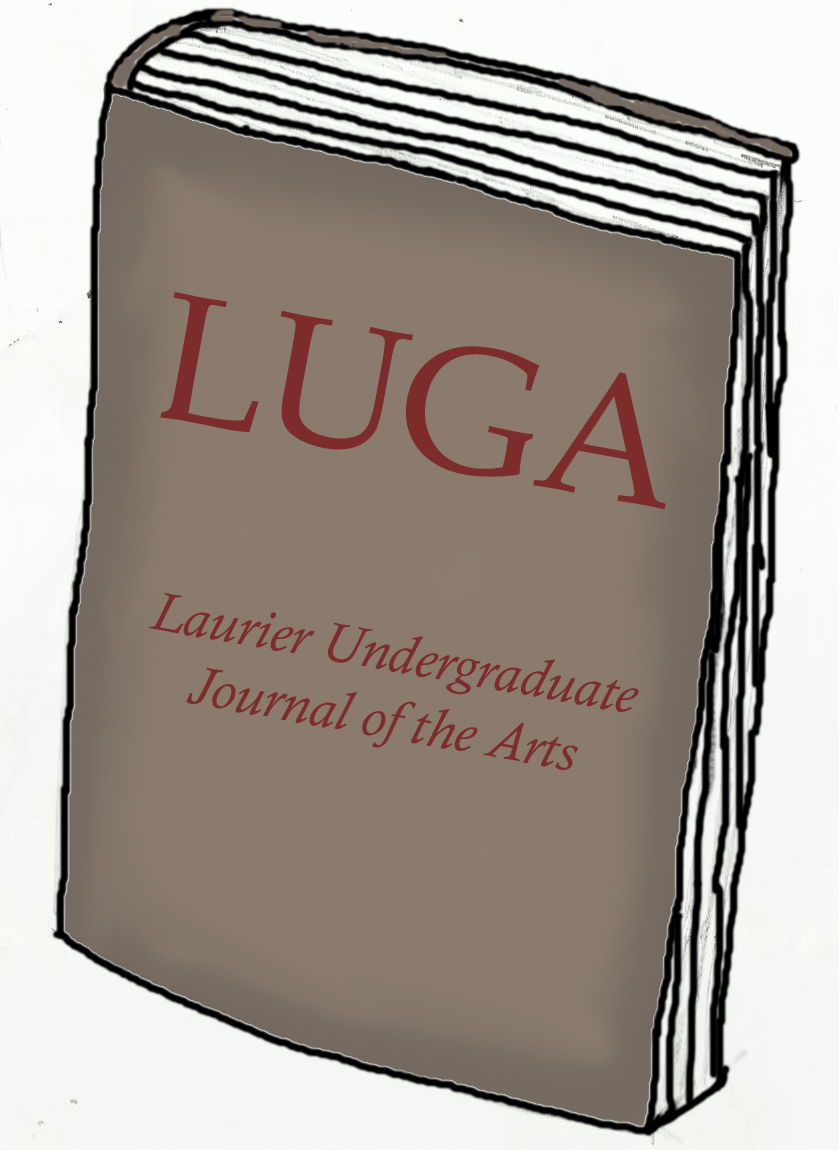 Laurier Undergraduate Journal Of The Arts