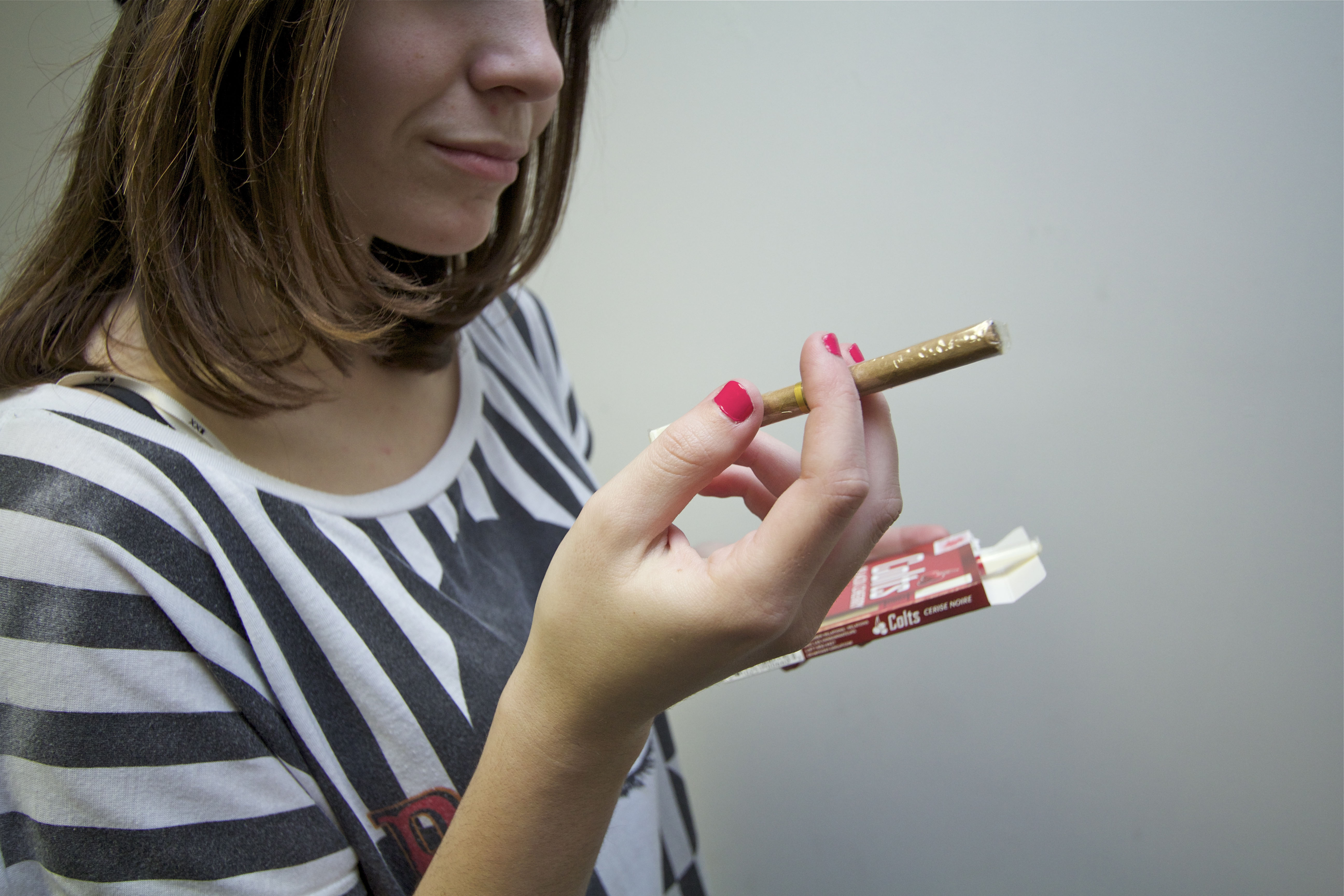 To strengthen the Smoke-Free Ontario Act, the government has proposed banning flavoured tobacco. (Photo by Ryan Hueglin)