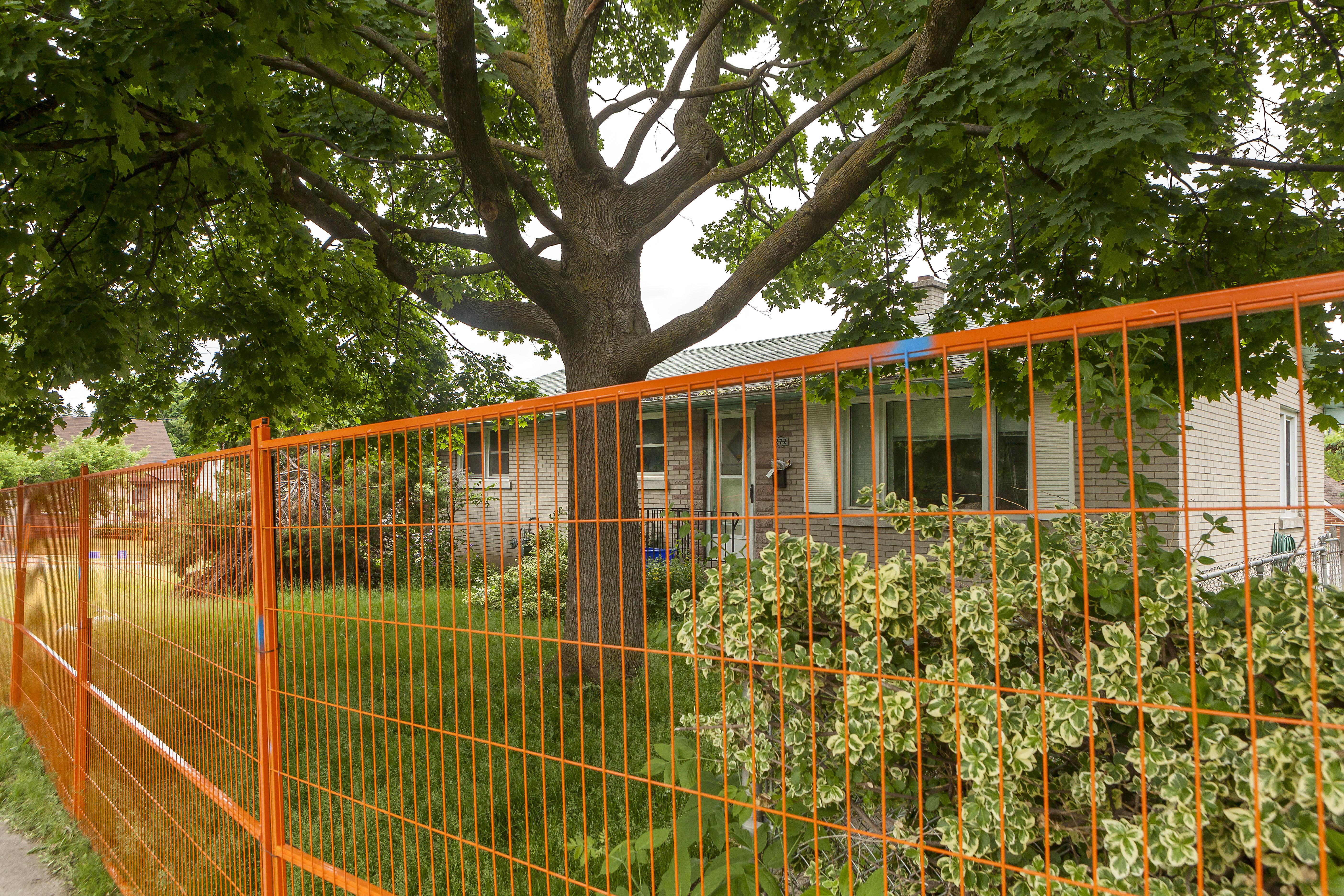 Student houses set for demolition