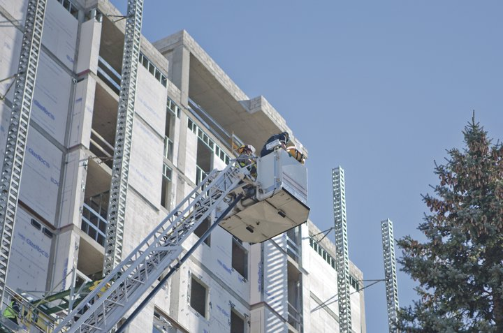Construction accidents increasing in region