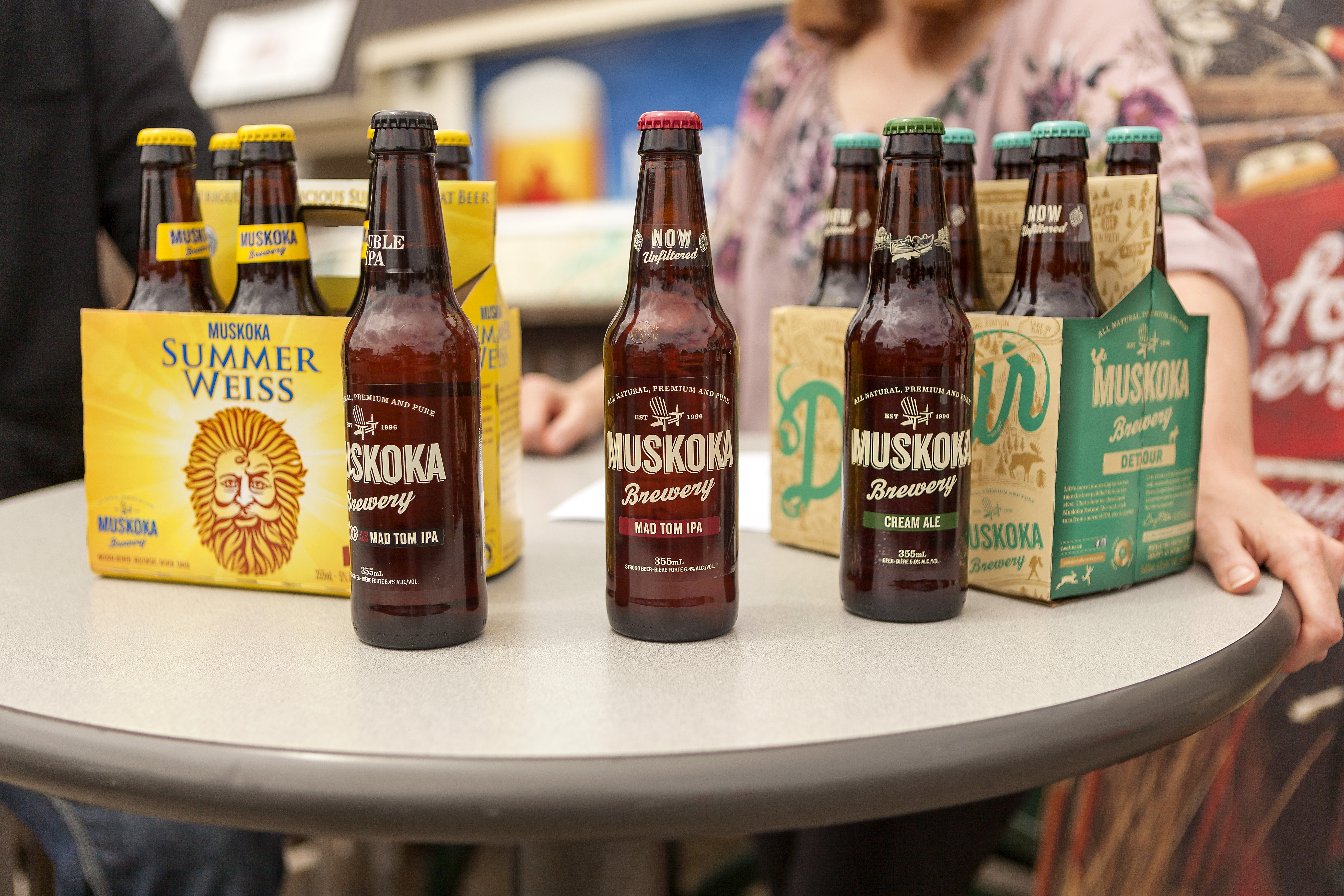 Pairing Craft Beer And Summer Dishes With Muskoka Brewery