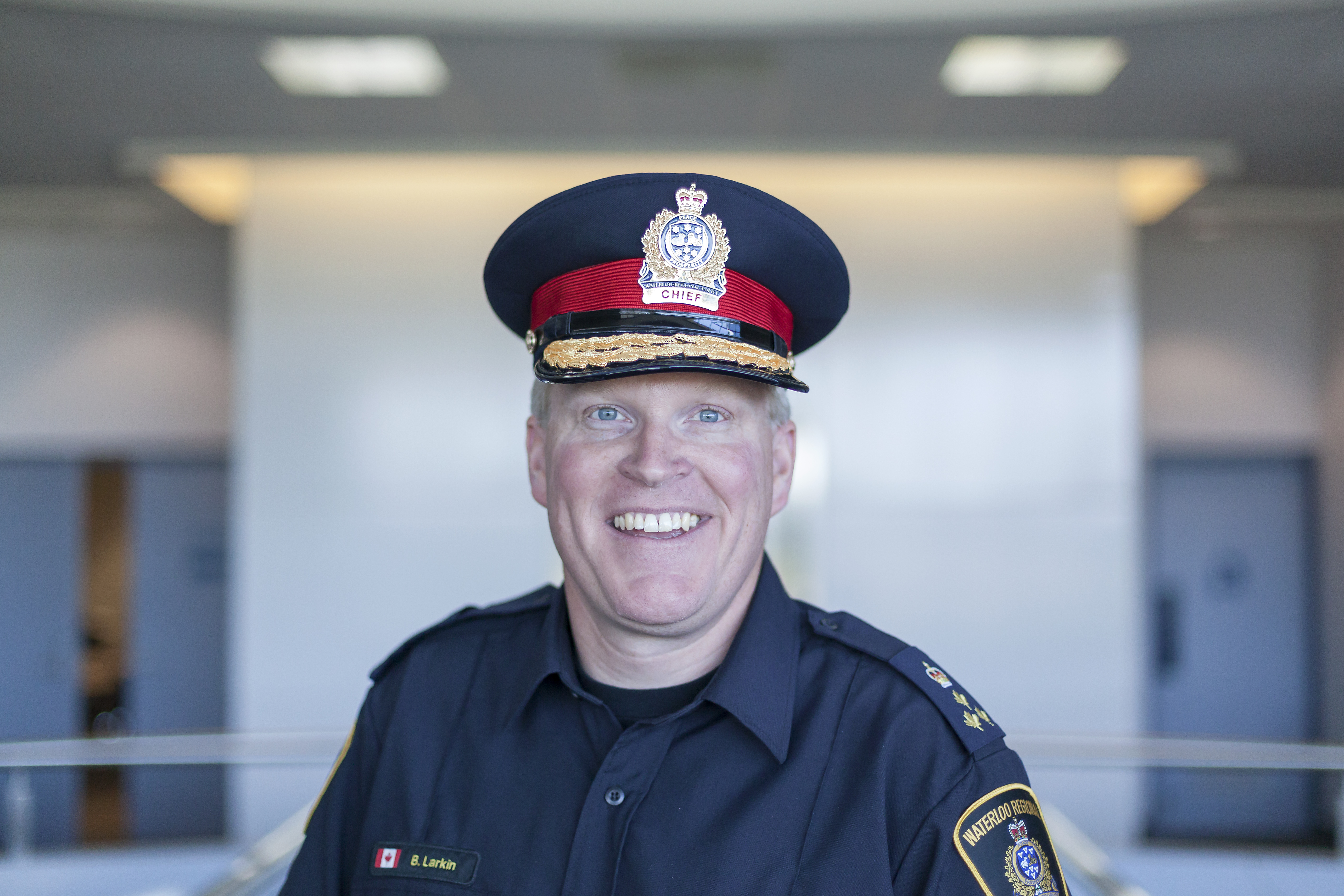 New chief for WRPS