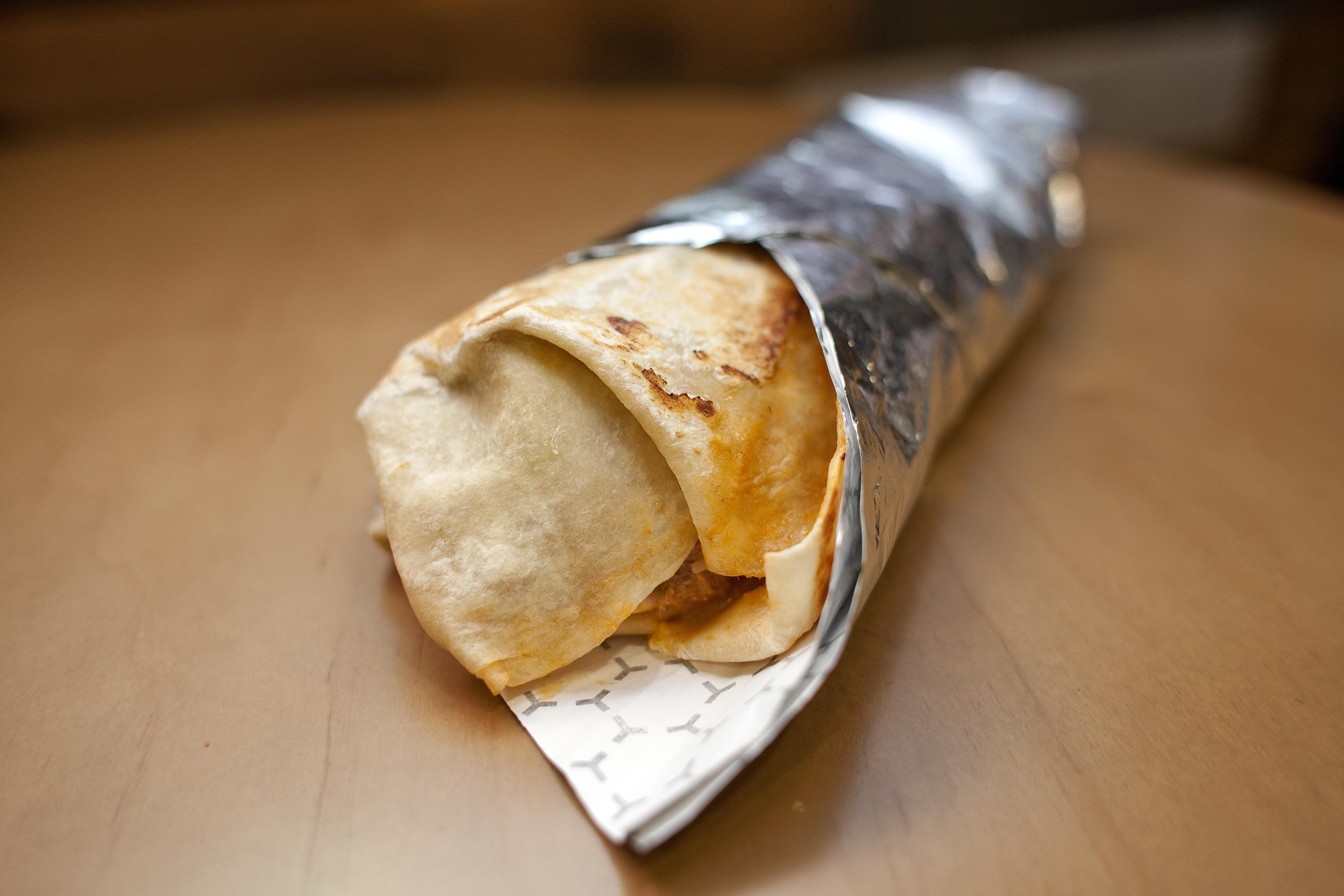 Burrito battle on King