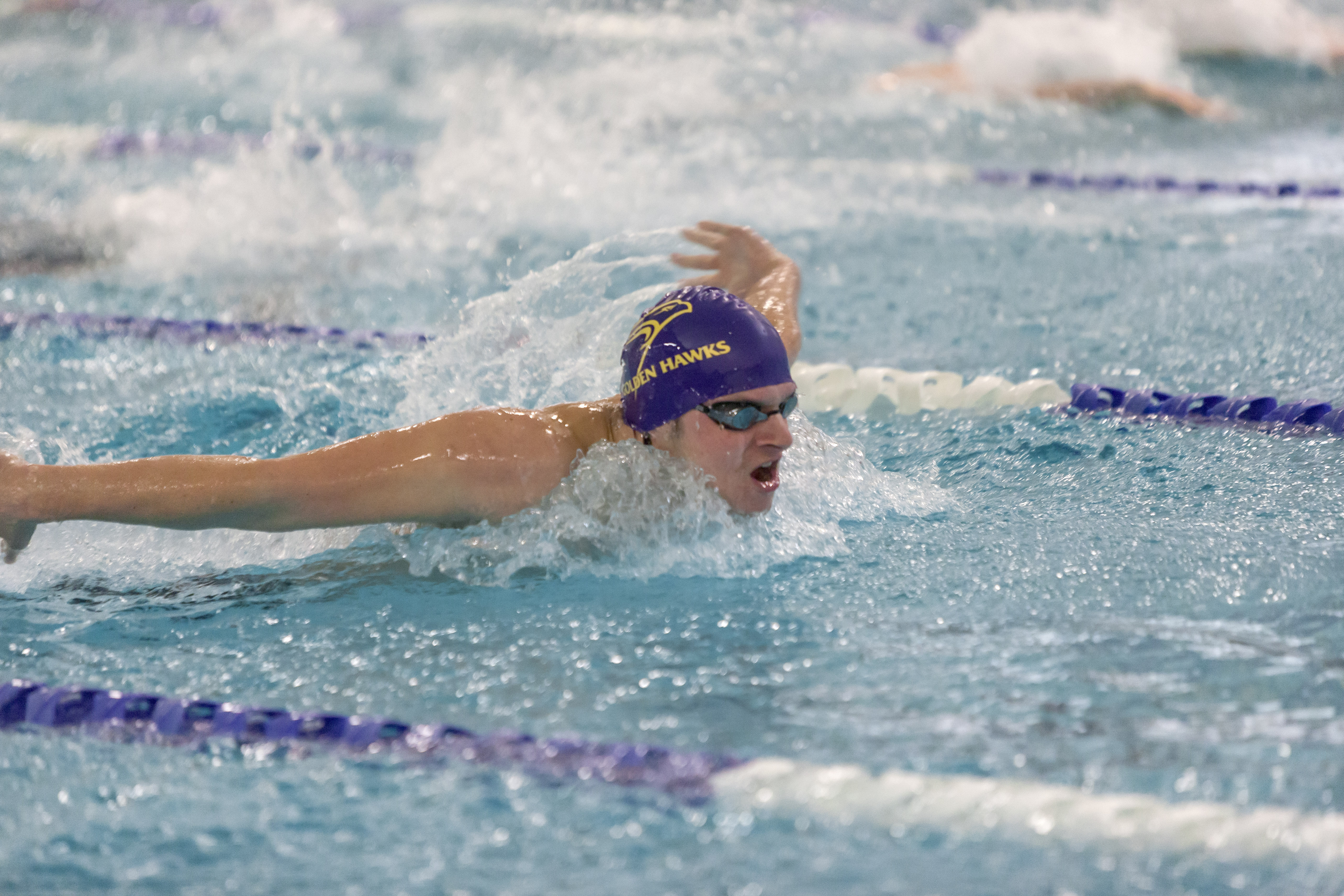 Laurier Invitational Swim Meet