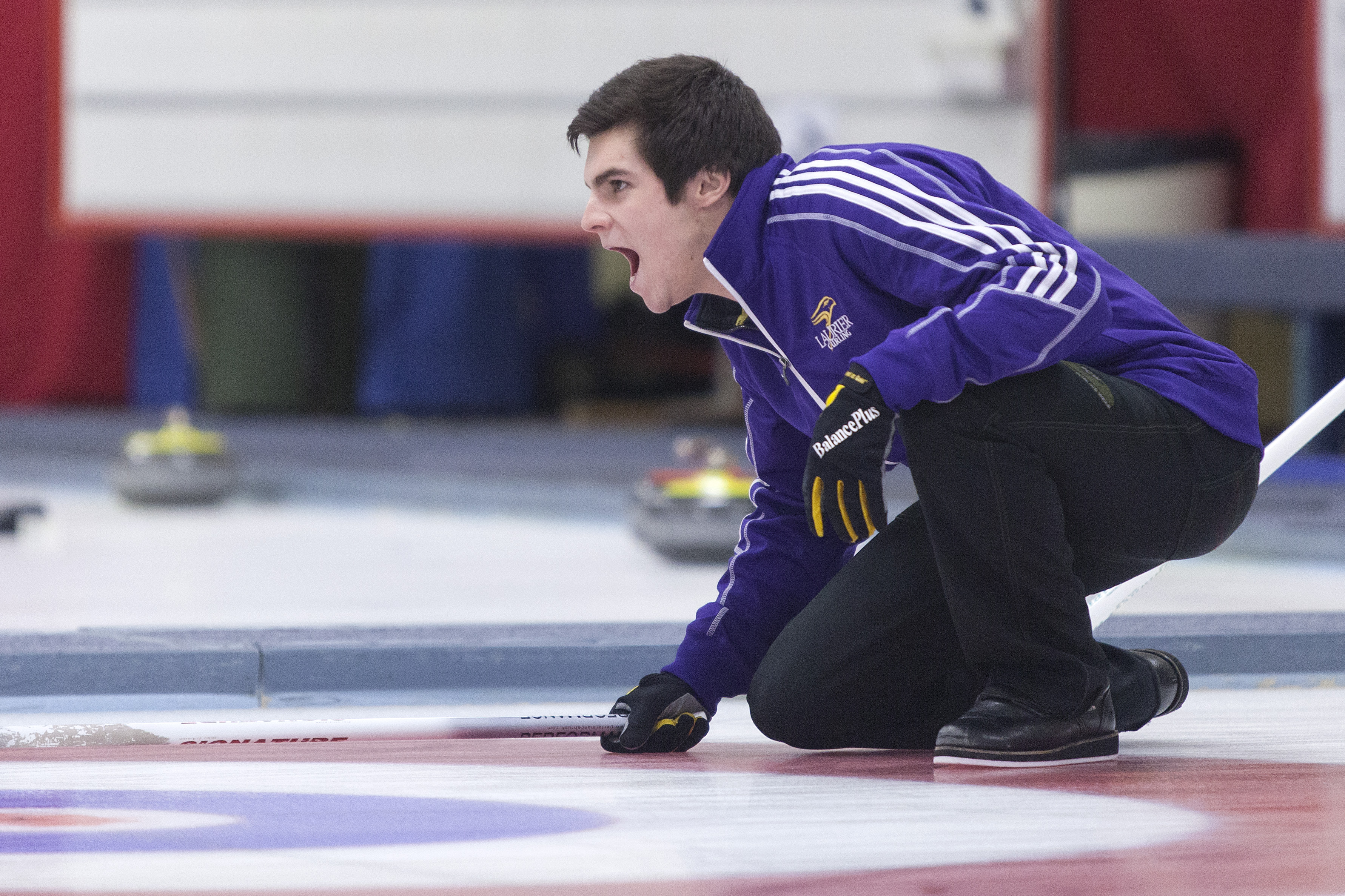 Silver at nationals for men's curling