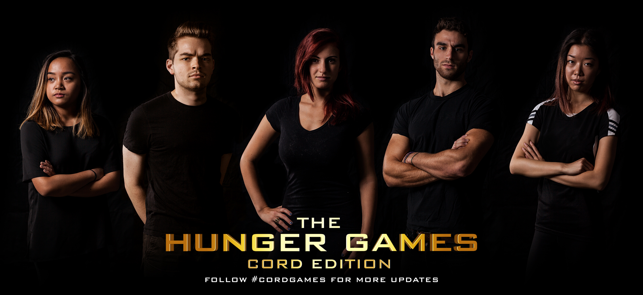 The Hunger Games: Cord Edition