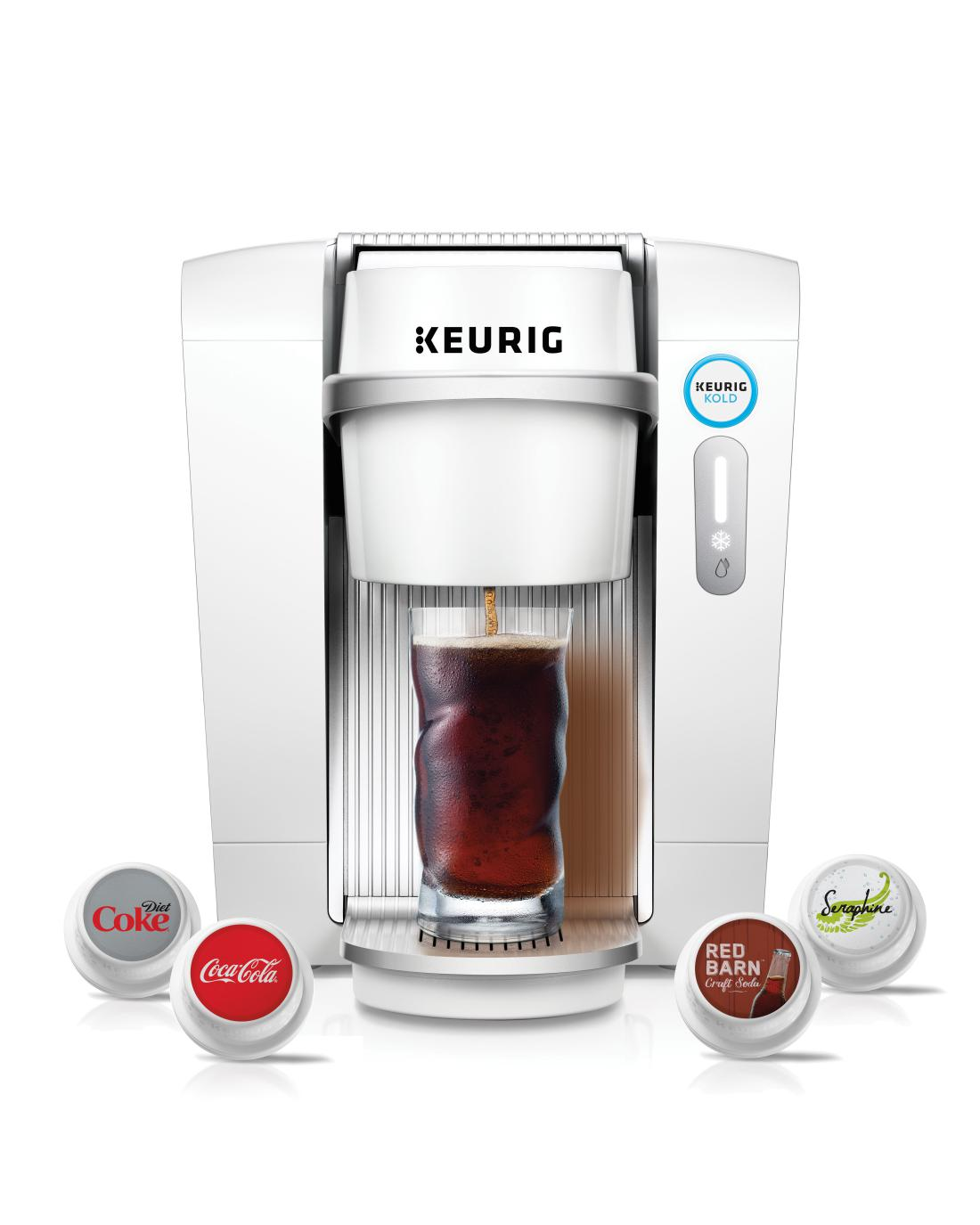 Keurig Kold ain't so hot