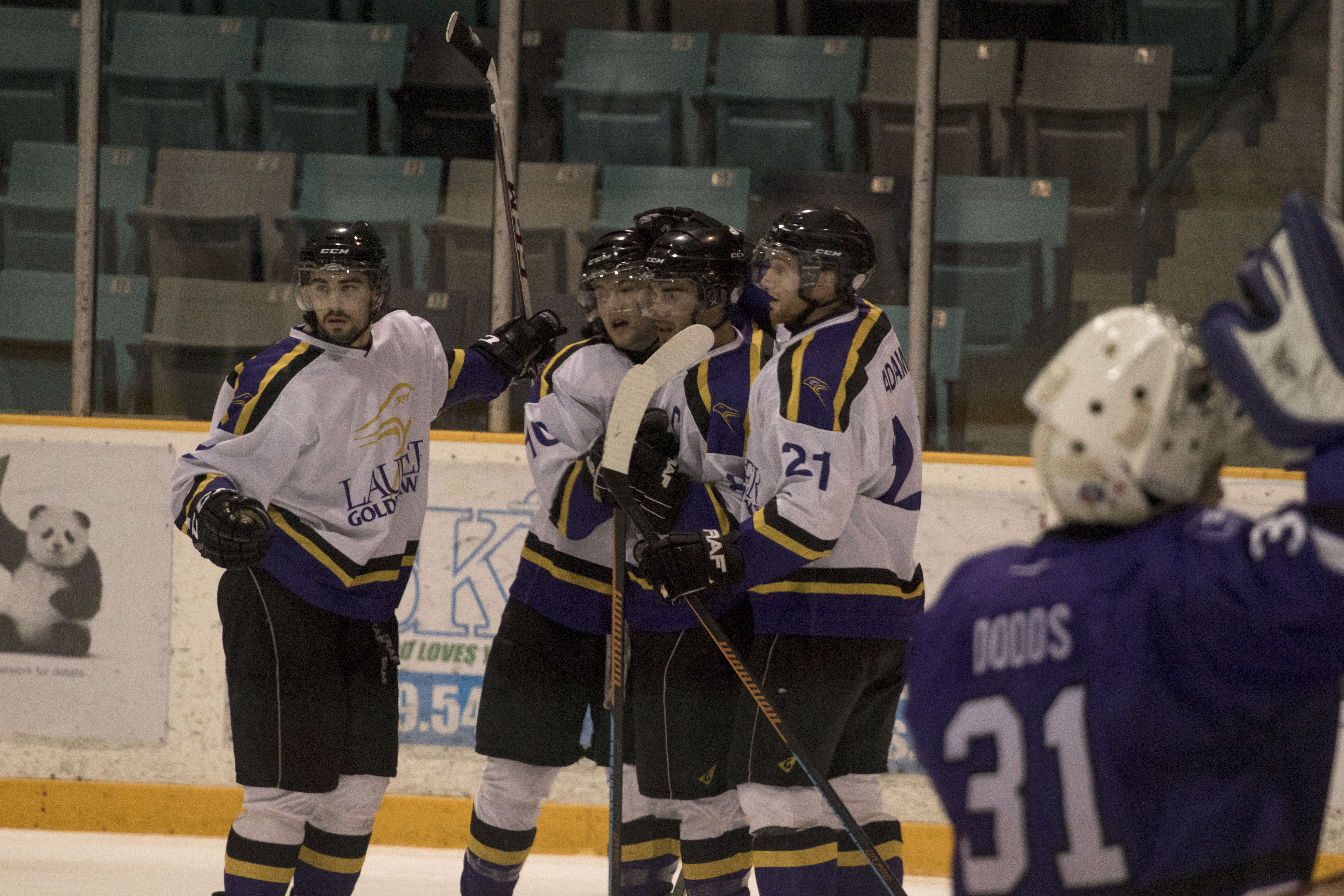 Golden Hawks starting to play a 'better' game