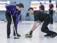 Hawks still perfect after day three of OUA curling championships