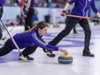Hawks continue dominance on day two of OUA curling championship