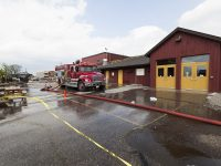 Fire causes building evacuation at St. Jacobs Farmers' Market