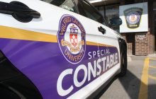 BB gun fired at Laurier residence