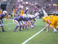 Laurier defeats Queen's 37-18 in home opener