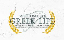 Welcome to Greek Life at Laurier