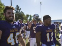 Winning streak continues with homecoming game