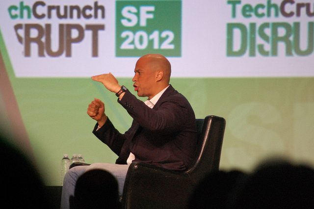 Cory Booker, Contributed image