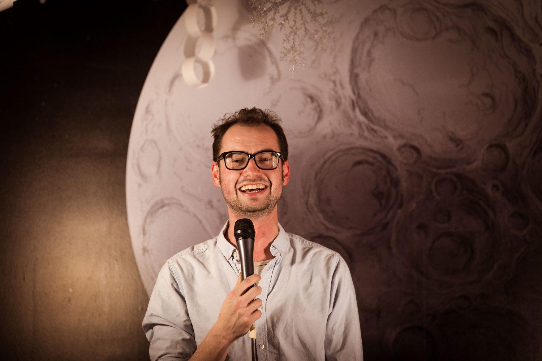 Comedian Jordan Foisy brings relatable humour to Princess Café