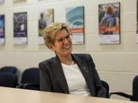 Premier Kathleen Wynne visits WLU campus