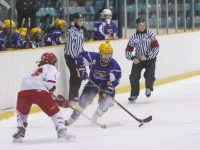 Losing streak comes to an end for women's hockey