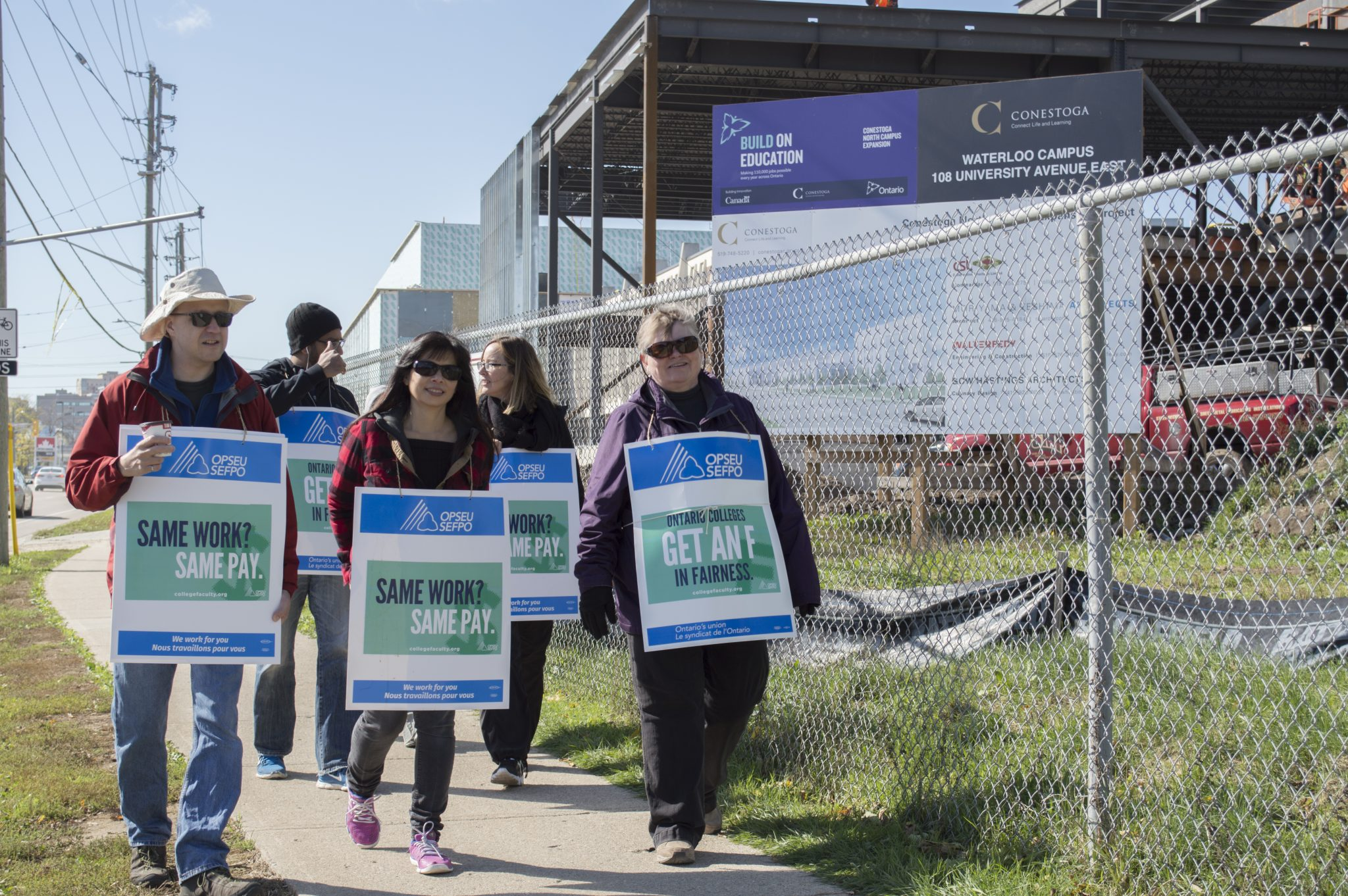 UPDATED: Faculty from 24 Ontario public colleges go on strike – The Cord