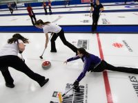 Hawks finish day two with a 2-2 record at U-Sports National Curling Championships
