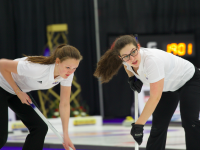 Hawks fall behind at U-Sports National Curling Championships