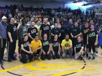 Laurier partners with CPAC to host Junior Ball Stars tournament