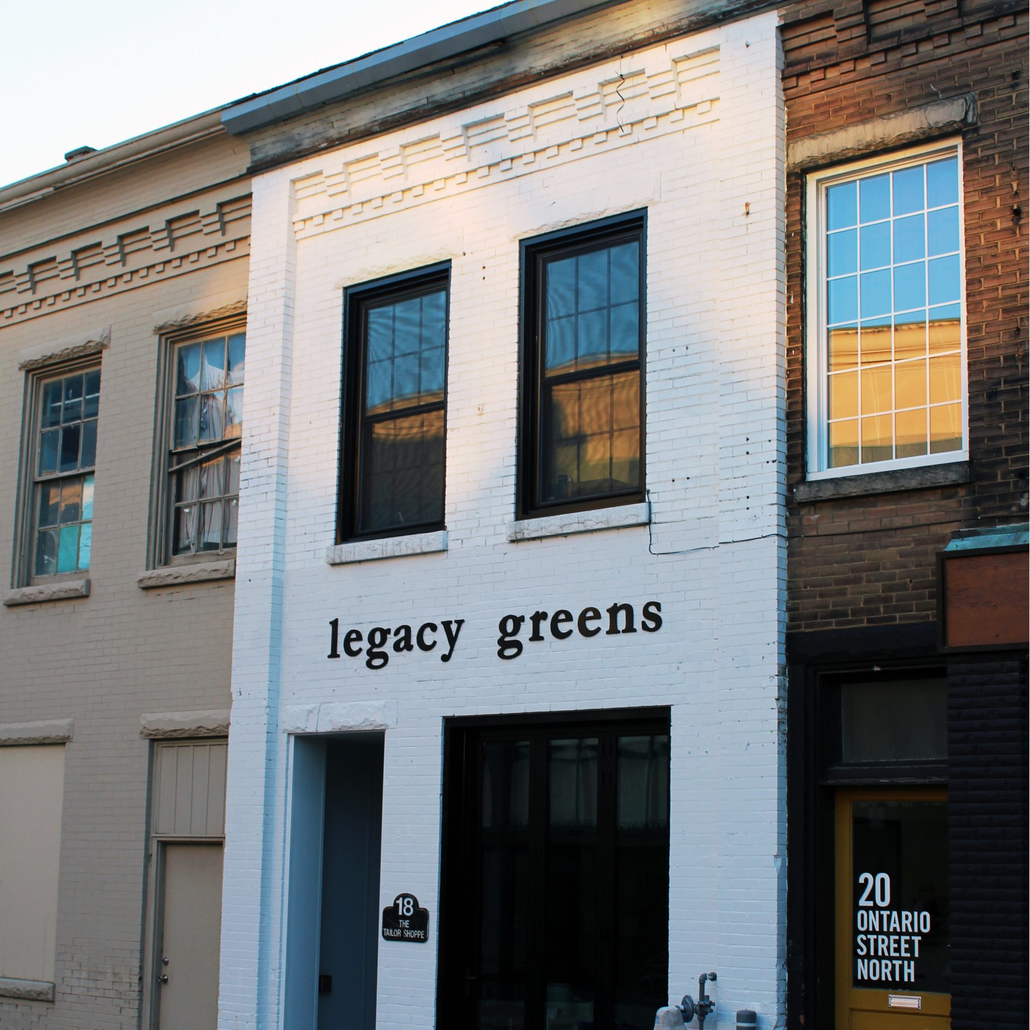 Legacy Greens brings fresh produce to downtown Kitchener – The Cord