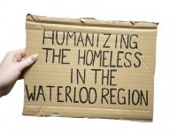 Putting a face to the homeless in Waterloo Region