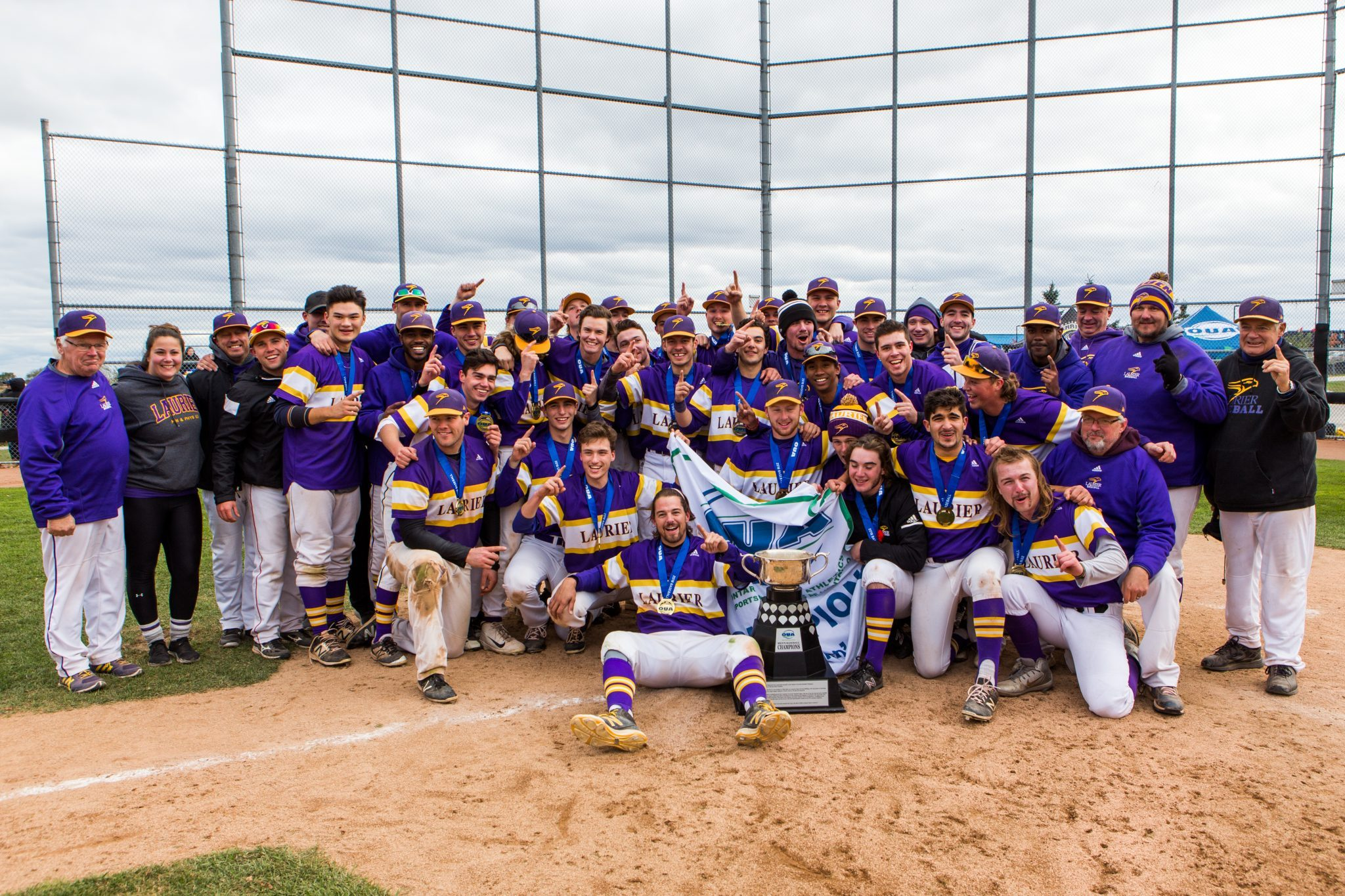 "Ballantyne and Golden Hawks Baseball ""focused"" on the three-peat"