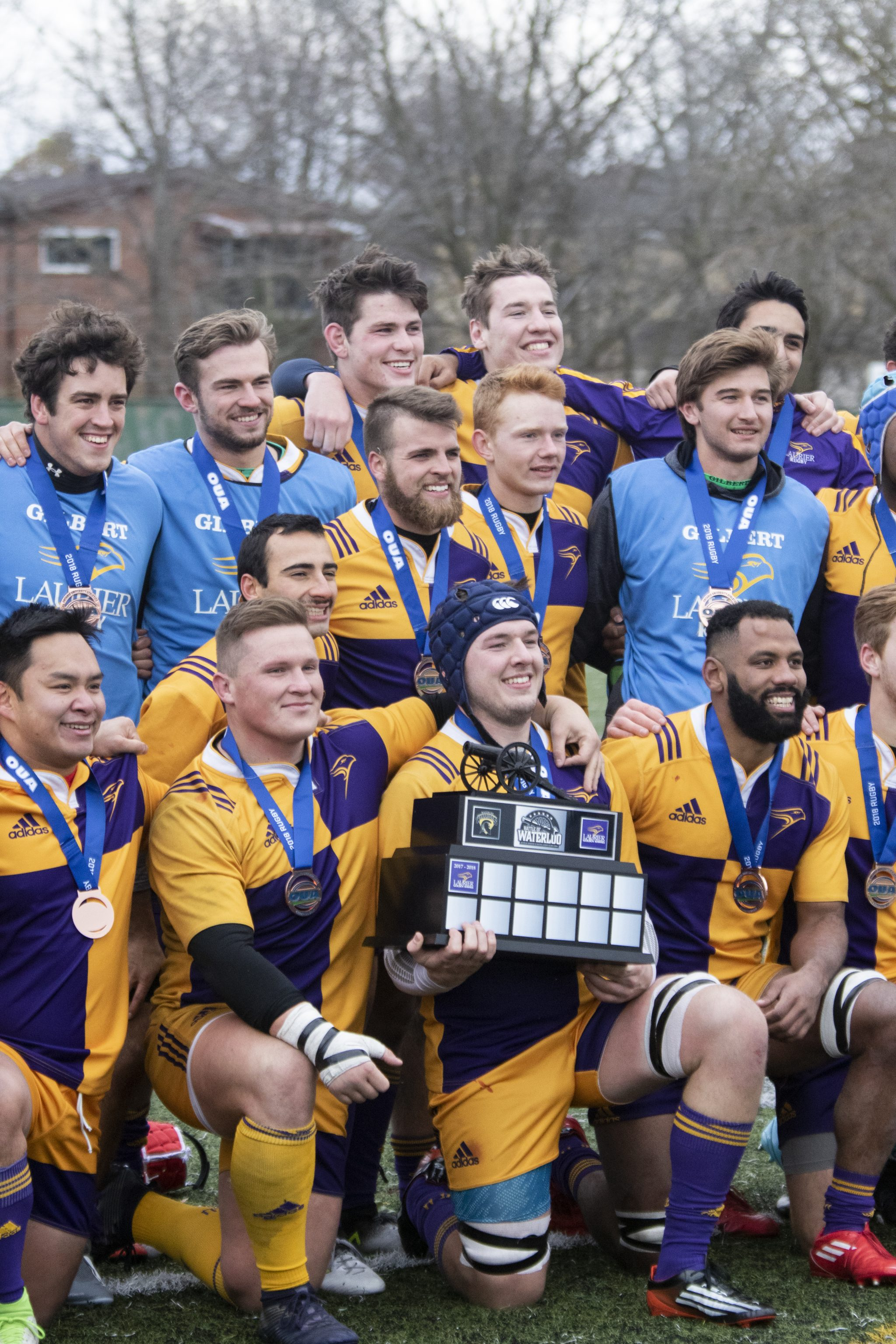 Golden Hawks rugby take home OUA bronze for first medal in ...