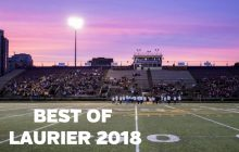 """The results for """"The Best of Laurier 2018"""""""