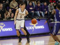 Golden Hawks fall to Rams as historic season comes to a close
