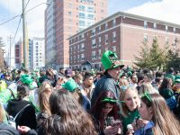 Charges laid on St. Patrick's Day rise after attendance grows on Ezra Avenue