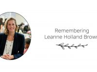 Memorial services announced for Leanne Holland Brown