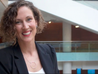 Kate McCrae Bristol named new Dean of Students for Laurier's Waterloo campus