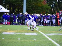 """Disappointing"" loss for Laurier men's football season"