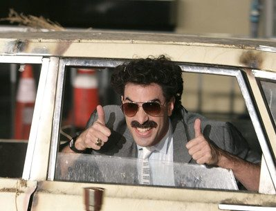 Borat's sequel may well be the comedy of the year