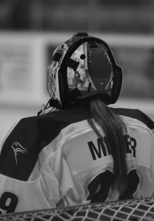 Two-time Women's Hockey MVP Cohen Myers on this past year and her time with Laurier