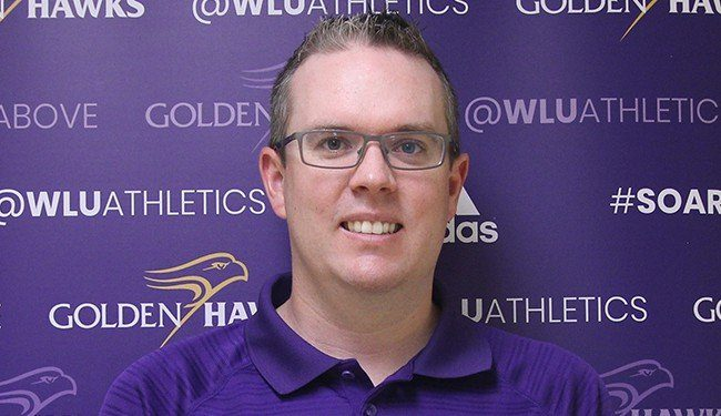 Jamie Howieson departs Laurier Athletics after decade of sharing Golden Hawk sports stories